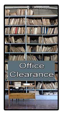 Winchester office clearance